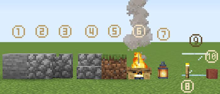 石やその他の外装用ブロック
