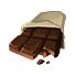 【クラフトピア料理まとめ】板チョコレート