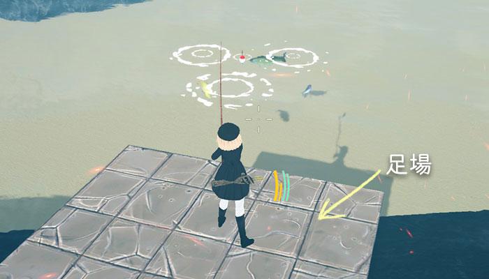 魚消失の防衛策
