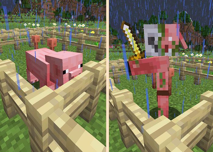 豚はゾンビピグリンに