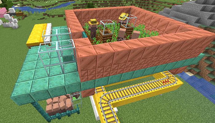 村人式全自動農場